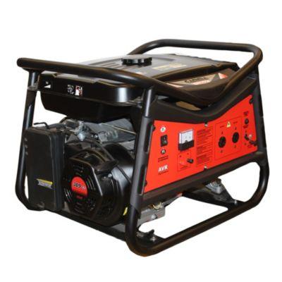Generador 7 HP Arranque manual nafta