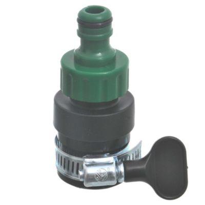 Adaptador PVC grifo con espiga