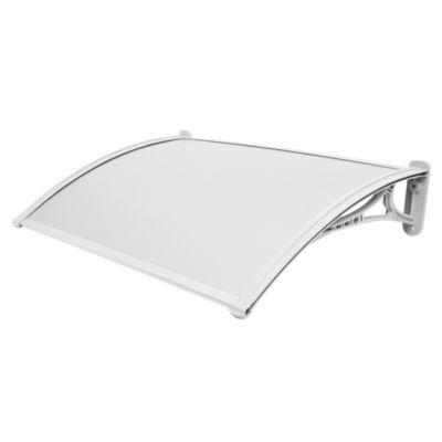 Soporte alero aluminio 3 mm 100 x 70 cm