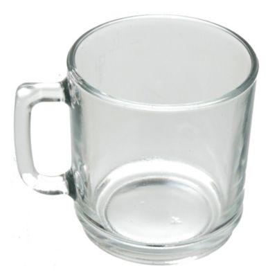 Mug Flint vidrio aplilable