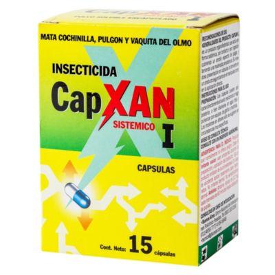 Insecticida en Capsula