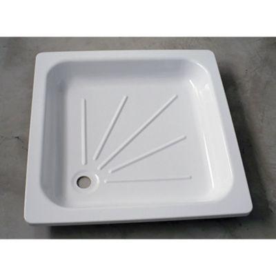 Receptáculo de ducha rectangular 80 x 80 cm