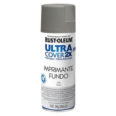 Pintura en aerosol multiuso ultra cover 2x impr...
