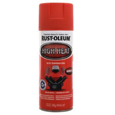 Esmalte protector en aerosol automotive alta te...