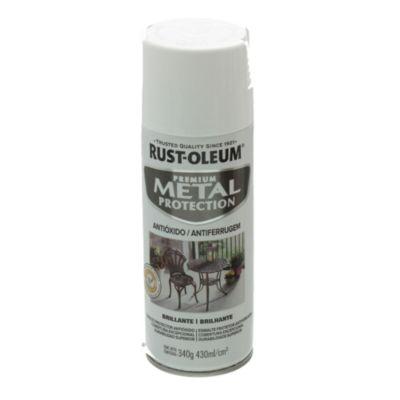 Convertidor de óxido en aerosol stops-rust blanco brillante 340 g