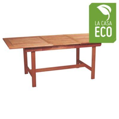 Mesa de exterior Uruguay de madera