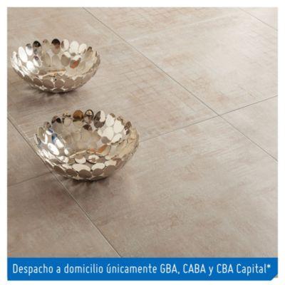 Porcelanato 58 x 58 Oxidum gris 1.35 m²