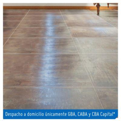 Porcelanato 58 x 58 Oxidum marrón 1.35 m2