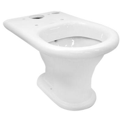 Inodoro largo Murano Plus blanco