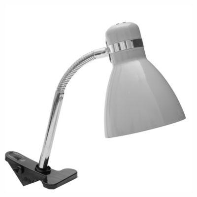 Lámpara Pinza pipo E27 Plateada