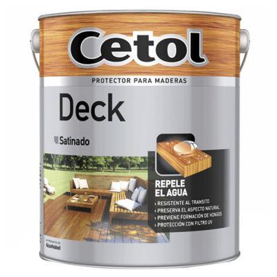 Protector para pisos de madera teca de 1 l