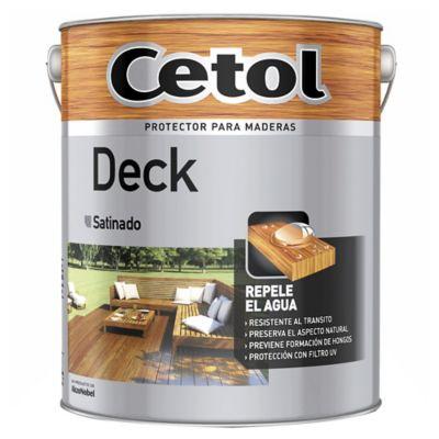 Protector para pisos de madera teca de 4 l