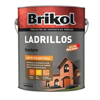 Recubrimiento protector para Ladrillos incoloro 4 L