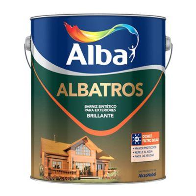Barniz marino albatros 4 L