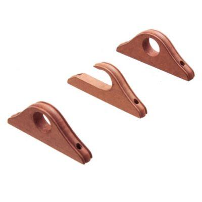 Soporte común de madera cedro 35 mm x 3 u