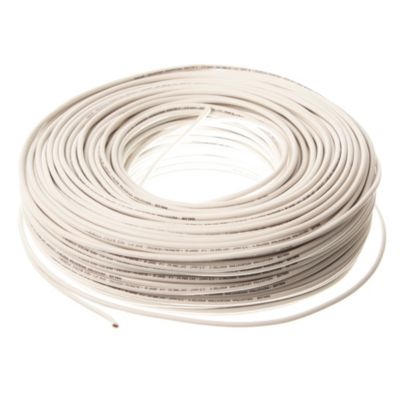 Cable unipolar 2.5 mm2 blanco 100 m