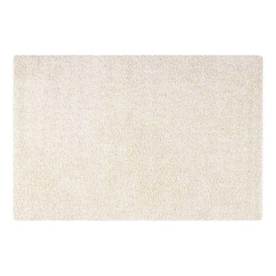 Alfombra conrad shaggy beige 133 x 200 cm