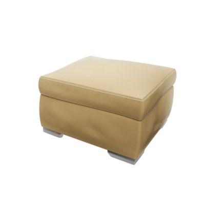 Puff butacón concept cuadrado beige