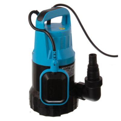 Bomba sumergible de plástico para aguas limpias 750 w