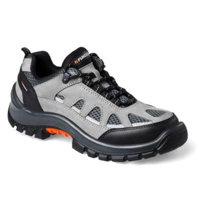 Zapatilla de seguridad Lander gris n° 40