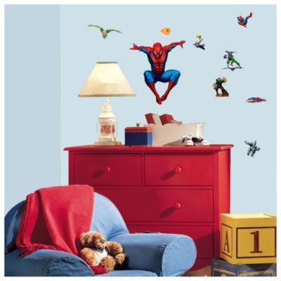 Wallstickers Spiderman 32x50 cm