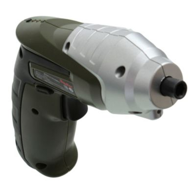 Atornillador inalámbrico 4.8 V + maletín + 55 accesorios