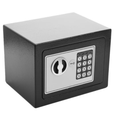 Caja fuerte digital 17 x 23 x 17 cm