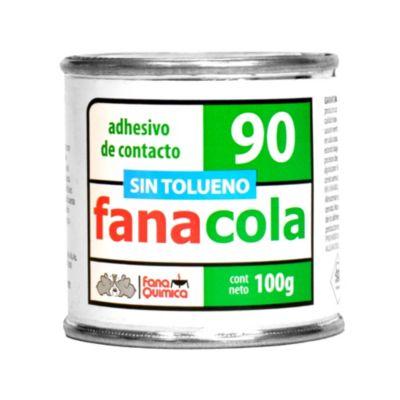 Adhesivo de contacto X-90 Sin tolueno 100 gr