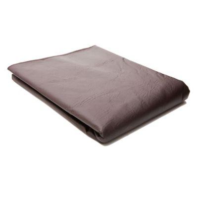 Mantel liso de ecocuero 140 x 200 cm