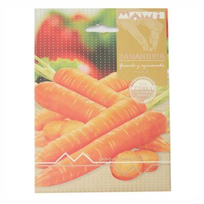 Semillas huerta zanahoria