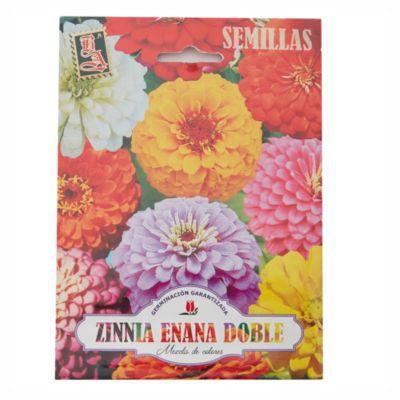 Semillas flores zinnia d varia