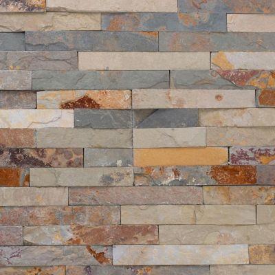 Revestimiento piedra 15 x 60 Óxido natural 0.63 m2