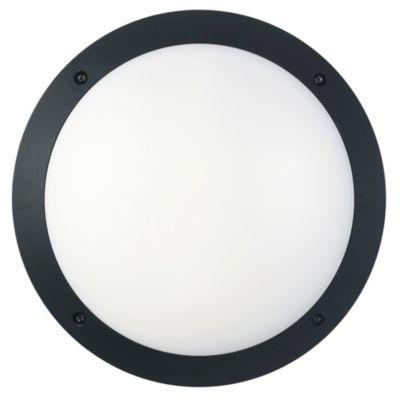 Tortuga redonda pp diam 30 cm negra