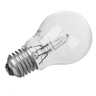 Lámpara halógena Eco Classic 42 w E 27 clara