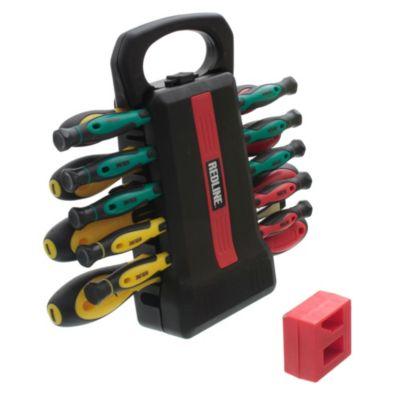 Kit de destornilladores 46 piezas