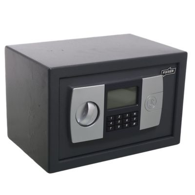 Caja de seguridad con panel digital LCD 8 l