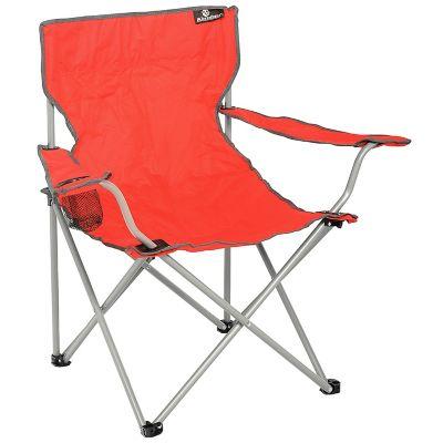Silla de camping o playa con apoya vaso red