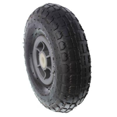 Rueda neumático 250 mm buje 16 mm