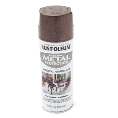 Esmalte antióxido protector Martillado marrón 340 g