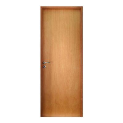 Puerta de interior nativa derecha 70 cm