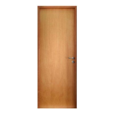Puerta de interior nativa izquierda 70 cm