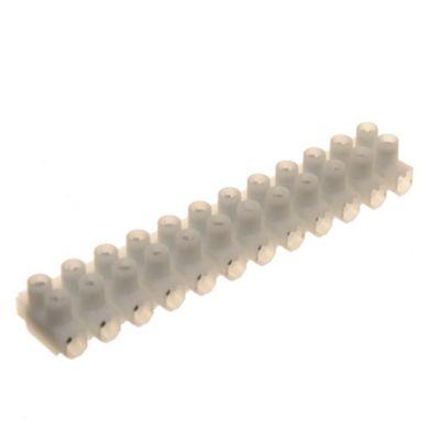 Bornera para térmicas 12 contactos 2.5 mm