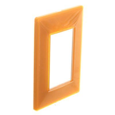 Tapa naranja luminic block