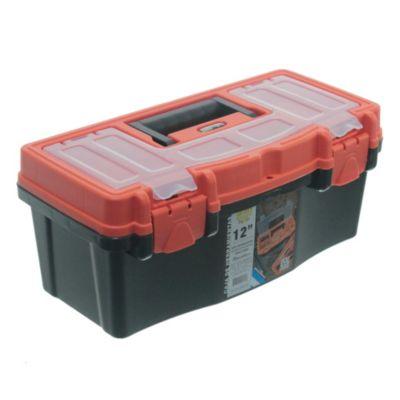 """Caja de herramientas plástica 12"""""""