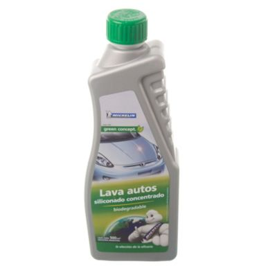 Shampoo siliconado concentrado para auto 500 cm3