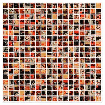 Malla mosaico espadachín red