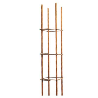 Columna armada 20 x 20 cm x 3 m