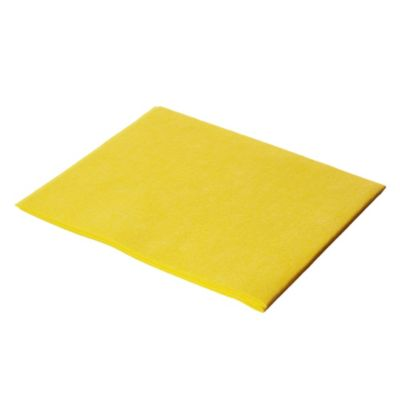Paño pisos amarillo 50 x 60 cm