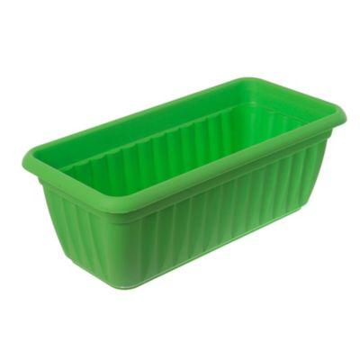 Jardinera Denise 35 Cm Verde