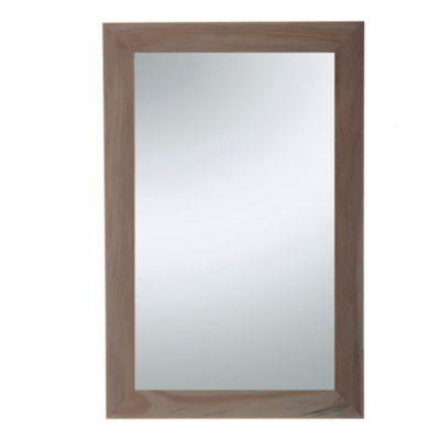 Espejo para baño finger 39 x 59 cm
